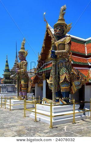 Thai temples, Wat Phra Kaew