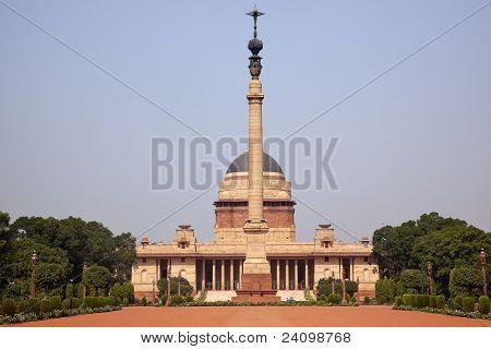 Rashtrapati Bhavan Official Residence President New Delhi India
