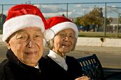 Christmas Seniors - People Series