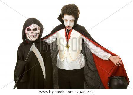 Vampire And Reaper