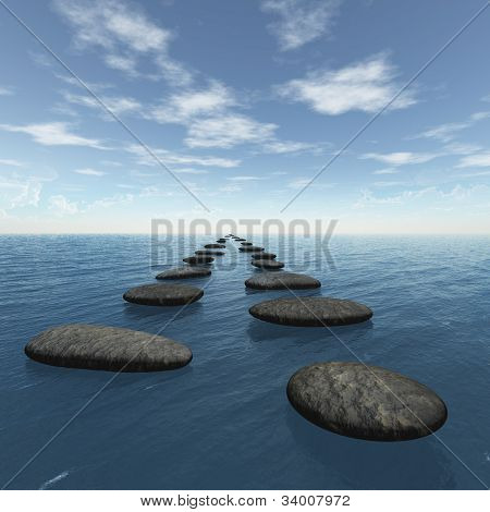 The Stones In The Water