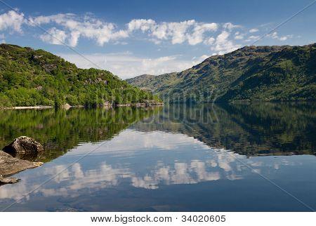 Reflections On Loch Lomond