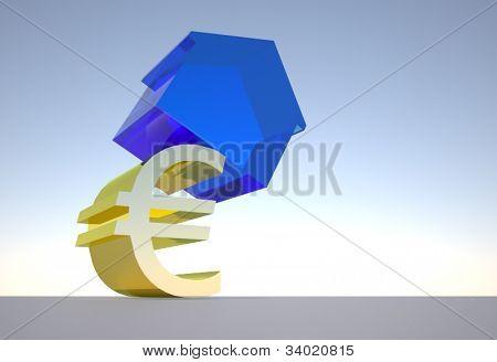 financial crises euro