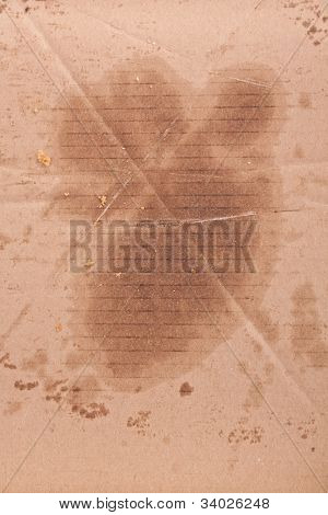 Pizza box texture background