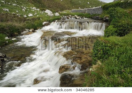 Waterfall on Caher River