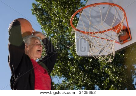 Senior Slam Dunk
