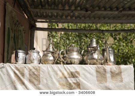 Tee -Pots