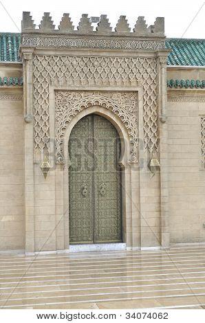 Rabat Mohammed V mousoleum