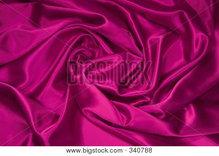 Pink Satin/Silk Fabric 1