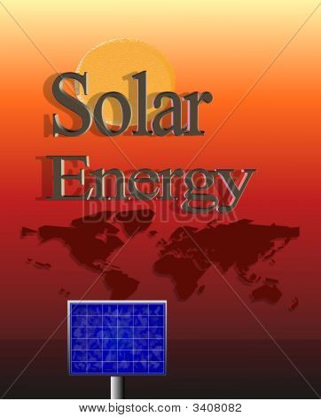 Worldwide Solar Energy