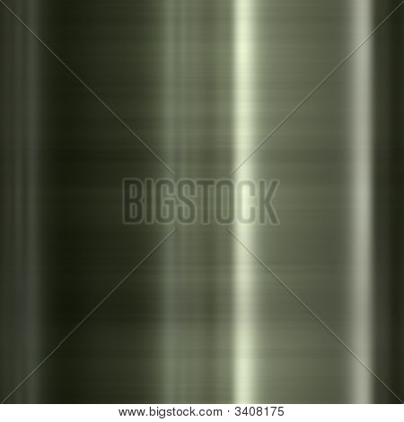 Abstract Dark Brushed Metal