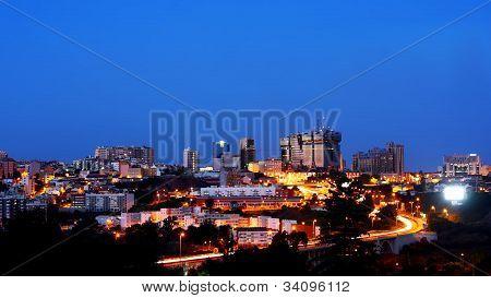 Lisbon's Cityscape