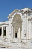 foto of arlington cemetery  - Arlington National Cemetery in Washington DC  - JPG