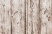 Light Wood Fence. Texture Of Wooden Boards. Antique Oak Boards. Plank - Timber. Vintage Wooden Desk, poster