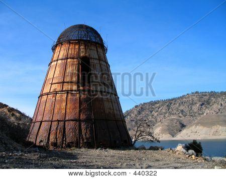 Abandon Sawmill