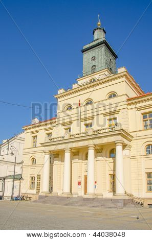 Lublin, Poland - old town - Town Hall