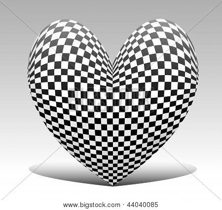 chess heart