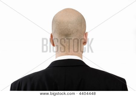 Bald Businessman