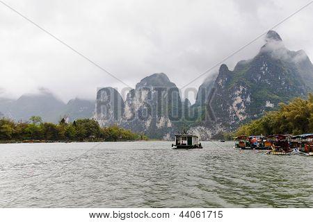 Lijian River