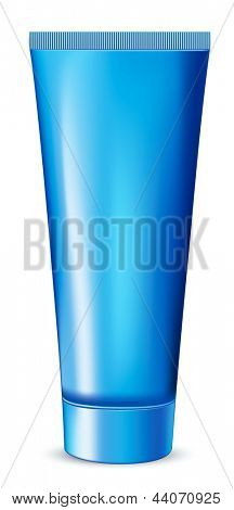 Hygienic container.Rasterized illustration. Vector version in my portfolio
