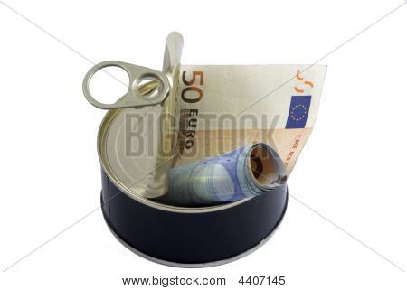 Can Of Euro