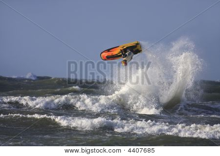 Jet Skier Tricks