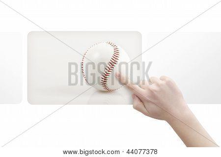Select baseball