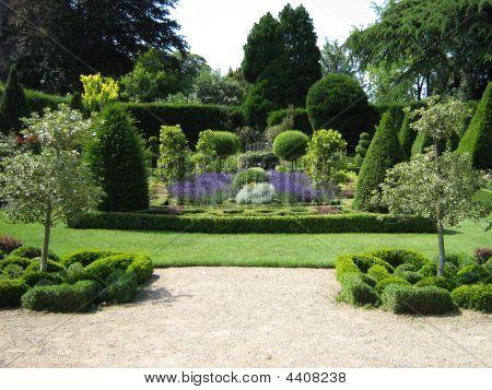 Topiary garden design art image photo bigstock for Topiary garden designs
