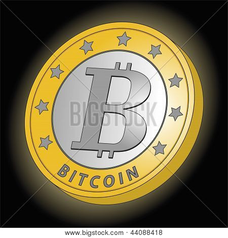 New Bitcoin Side View