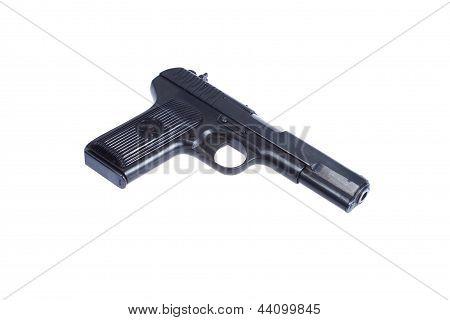 Wwii Soviet Handgun Tt (tula,tokarev)