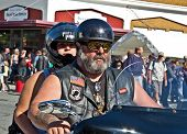 Anacortes, Wa - September 27 - Partcipant Of 28Th Annual Oyster Run