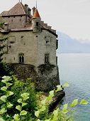picture of montre  - The Chillon Castle  - JPG