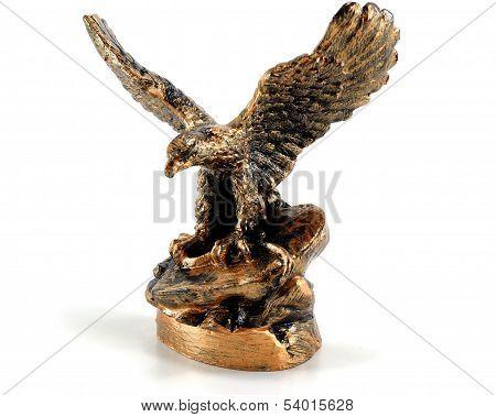 Mountain Eagle Statue