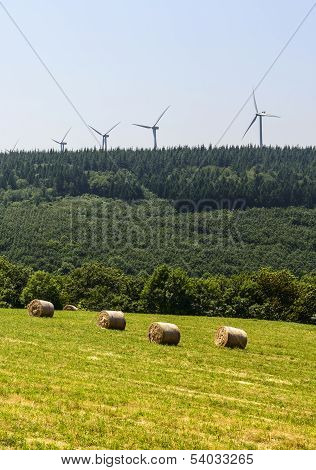 Wind Turbines In France
