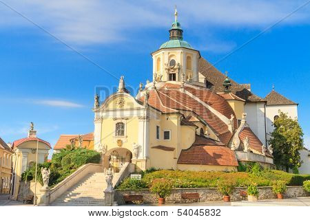 Eisenstadt Mountain Church (haydn Church On Kalvarienberg), Burgenland, Austria