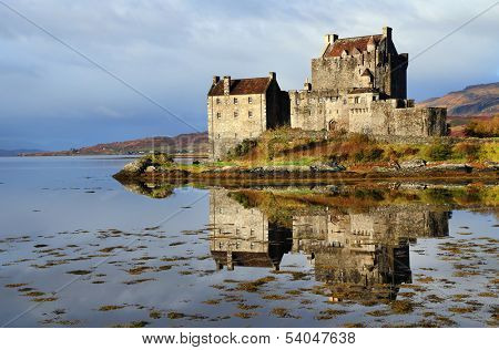 Eilean Donan Castle, Escócia, Europa