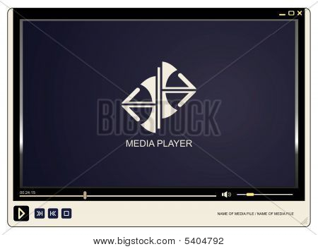 Media Player Blank Display