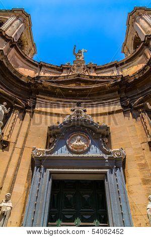 Santa Maria di Porto Salvo Facade
