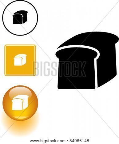 bread loaf symbol