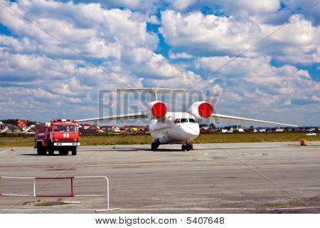 Plane Parking