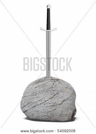 sword in rock