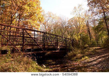 A Bridge Over Disturbed Water