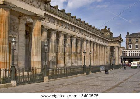 The National Portrait Gallary Edinburgh Scotland