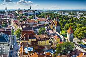 pic of olaf  - Dawn in Tallinn - JPG