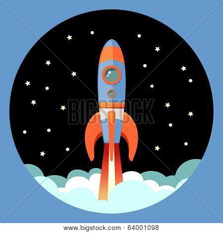 Rocket Emblem