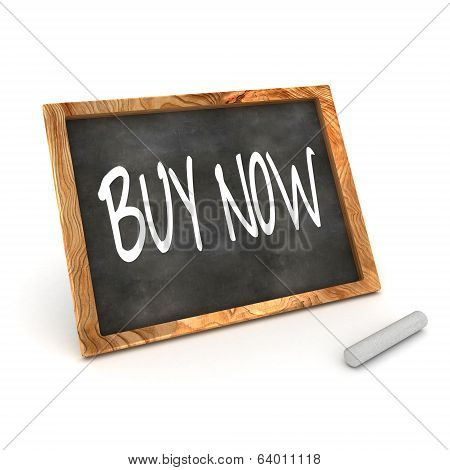 Buy Now Blackboard