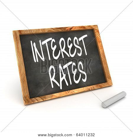 Interest Rates Blackboard