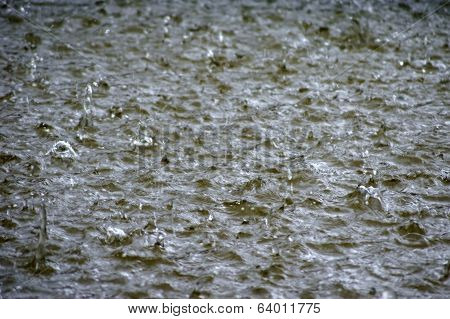 hailstorm