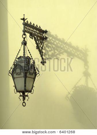 Wall-mounted Lantern