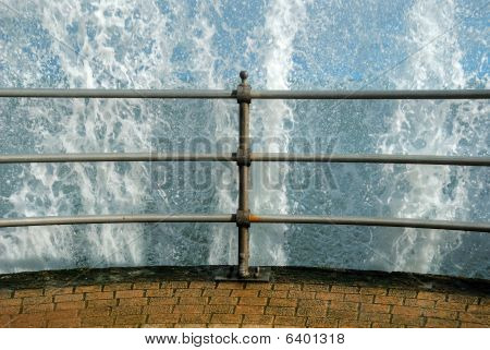 Big Wave, Swanage, Dorset